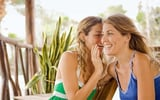 What Can You Learn About a Woman From Her Friends?