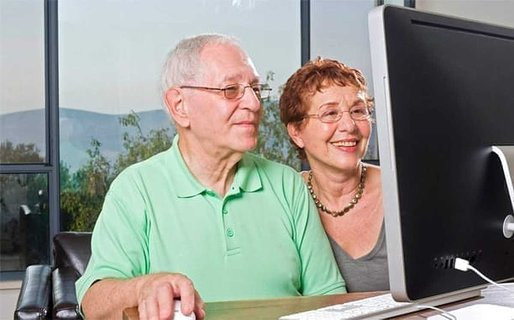 The Graying Of Online Dating