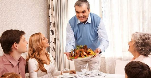 4 Tips For Bringing Your Girlfriend To Thanksgiving Dinner