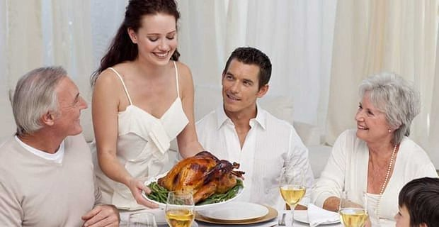 4 Things Not to Say at the Thanksgiving Table