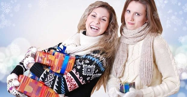 Holiday Shopping For Lesbians Who Are Dating