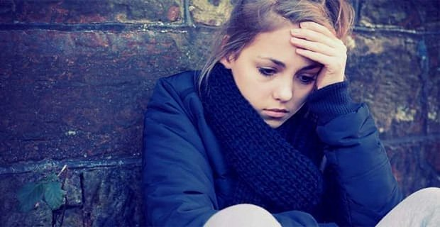 Teens That Have Casual Sex Three Times as Likely to Be Depressed