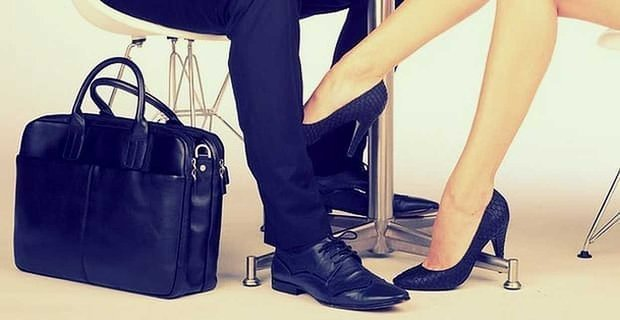 Women Who Flirt During Negotiations Leave More Positive Impressions