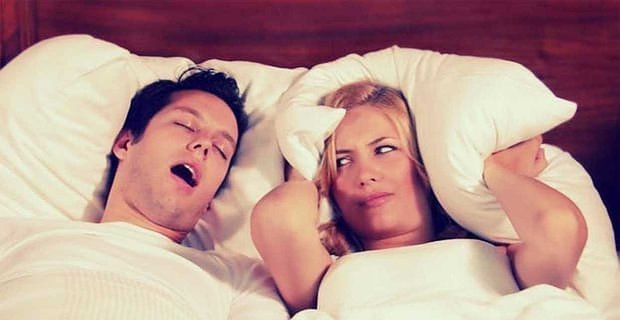 Poor Sleep Can Cause Relationship Strain