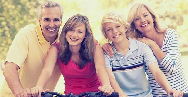 Positive Family Relationship in Teen Years Linked to Positive Marriages in Adulthood