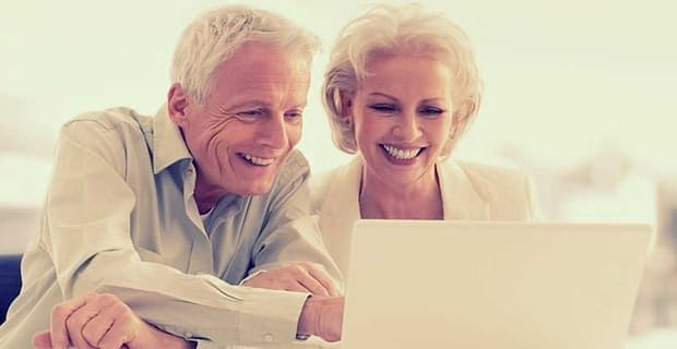 Seniors Becoming Largest Group to Use Online Dating Sites