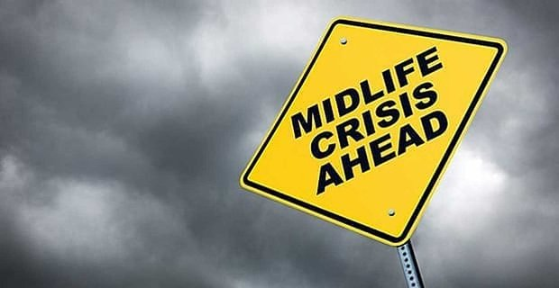 Men Affected by Midlife Crisis Have Greater Negative Impact on Relationships