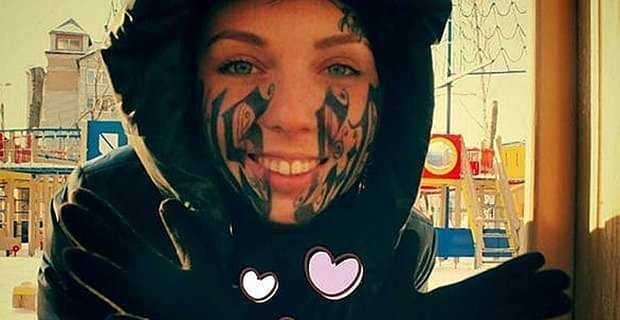 All in the Name of Love: I'd Tattoo My Face for You