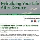 After Divorce Advice