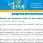 Thrive After Divorce