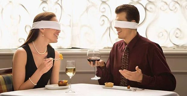 The Hidden Benefits of Blind Dates