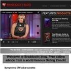 Braddock's Blog