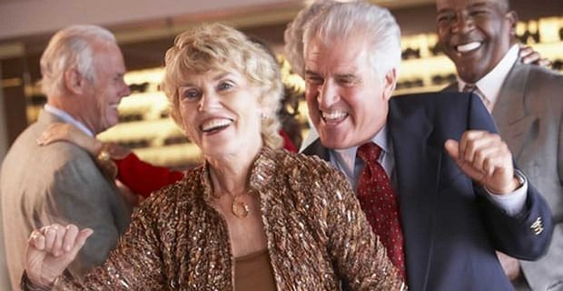 How to Make the Most of a Senior Singles Event