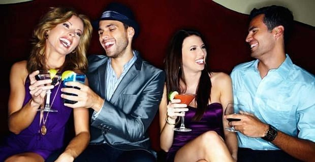 1 in 5 Americans Would Rather Go On a Group Date for a First Date