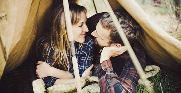 Why Do Online Daters Love Camping