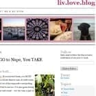 Liv. Love. Blog