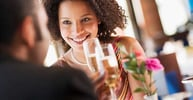 72% of Americans Think It's OK to Drink on a First Date