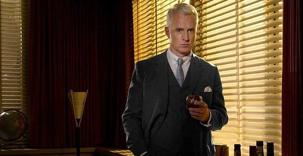 Forget Don Draper – Be Roger Sterling