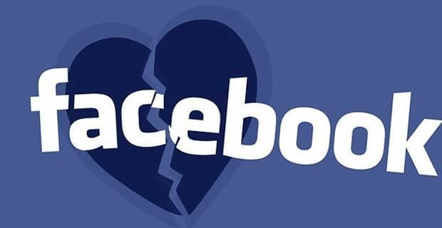 Study: Facebook Can Predict When a Couple Will Break Up