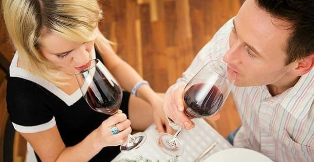 15% of Americans Prefer Having Drinks for a First Date