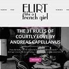 Flirt Like a French Girl