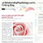 Relationship Psychology's Flirting Blog