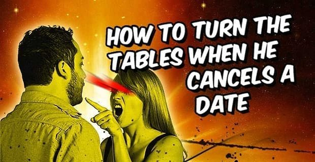 Turn Tables Cancels Date