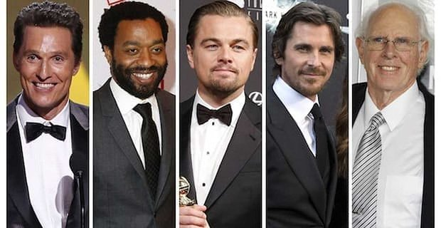 10 Oscar Nominees Who Would Be Good And Bad In Bed