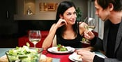 Half of Americans Prefer Having Dinner for a First Date
