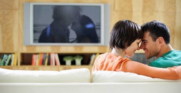 Watching Romantic Movies Together Could Improve Your Marriage