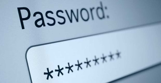 67 Percent of Couples Share Their Online Passwords