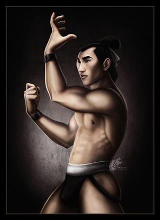 Li Shang (Mulan)