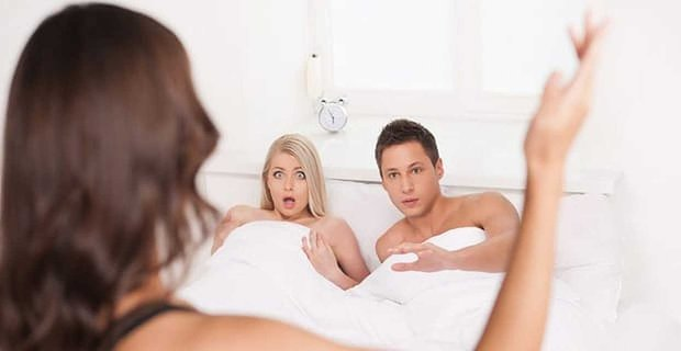 Admitting Infidelity Might Save Your Marriage