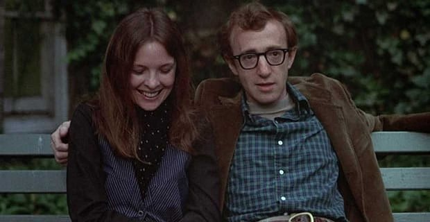 Suffering From Woody Allen Neurosis? A Relationship May Be The Cure
