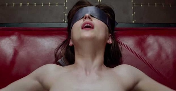 Fifty Shades Of Grey Trailer Released