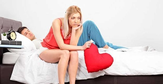 "Study: ""Relationship OCD"" Leads to Sexual Dissatisfaction"