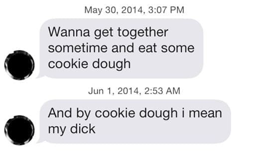 6. Cookie Dough