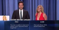 Britney Spears is Now on Tinder (Thanks to Jimmy Fallon)