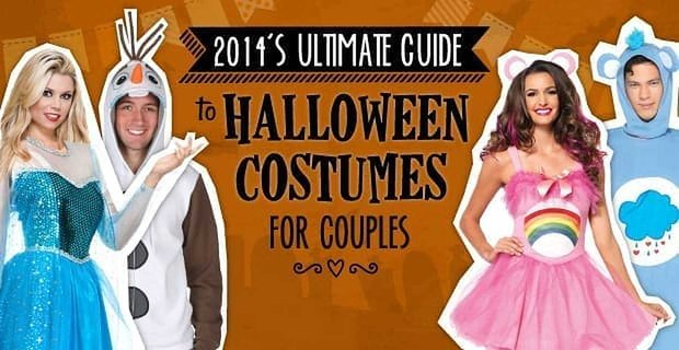 2014 Ultimate Guide To Halloween Costumes For Couples
