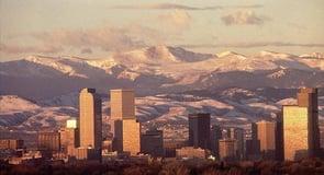 8. Denver, Colorado — 112,038 single men