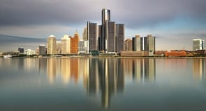 12. Detroit, Michigan - 159,696 single women