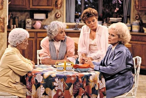 2 Vital Lessons Single Seniors Can Learn From The Golden Girls