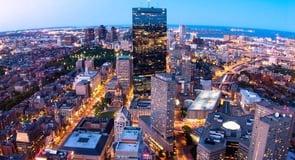 2. Boston, Massachusetts — 121,292 single men