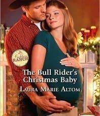 """6. """"The Bull Rider's Christmas Baby"""""""