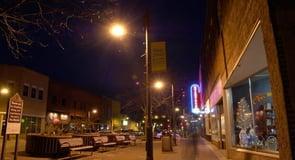 2. Ames, Iowa — 42,019 singles
