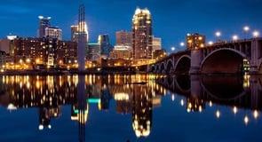 3. Minneapolis, Minnesota