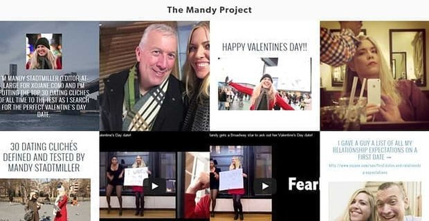 The Mandy Project A One Of A Kind Experiment By Plenty Of Fish