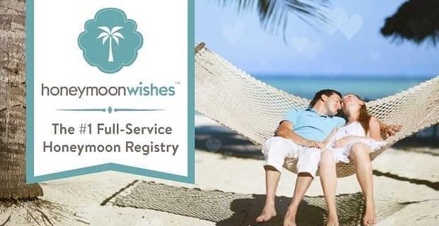 HoneymoonWishes.com: The #1 Full-Service Honeymoon Registry