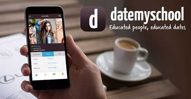 DateMySchool: Educated People, Educated Dates