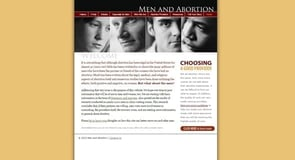 Men and Abortion: Giving Males the Support They've Always Needed
